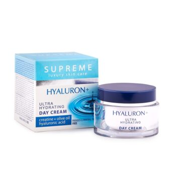 Day cream hyaluron