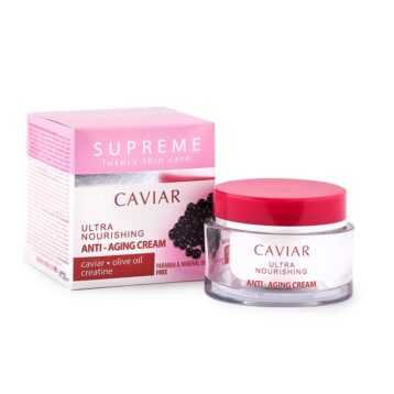 Anti-age cream caviar
